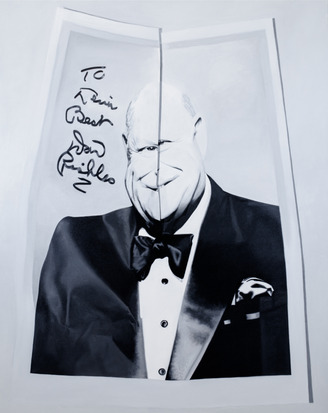 Gibb Slife Untitled (Don Rickles), 2012