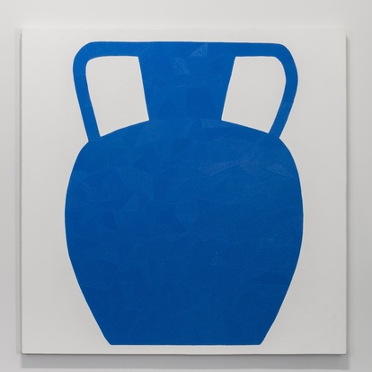 Timothy Hull Copy of a Copy of a Copy/Blue, 2013