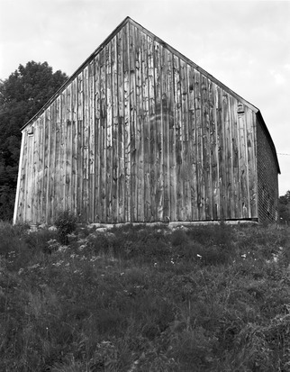 Colby  Bird Photographed Barn, 2010